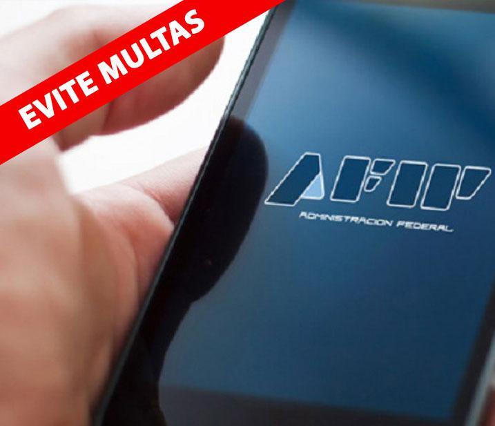 La AFIP formalizó el cronograma de inicio de la factura electrónica