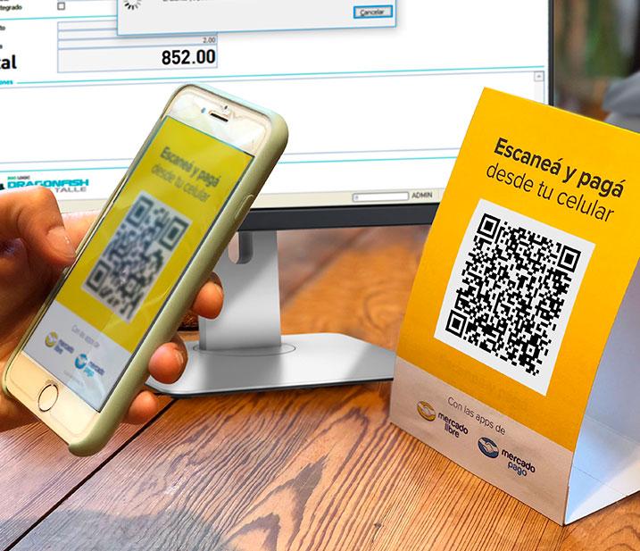 QR, la nueva forma de pago llegó a Zoo Logic