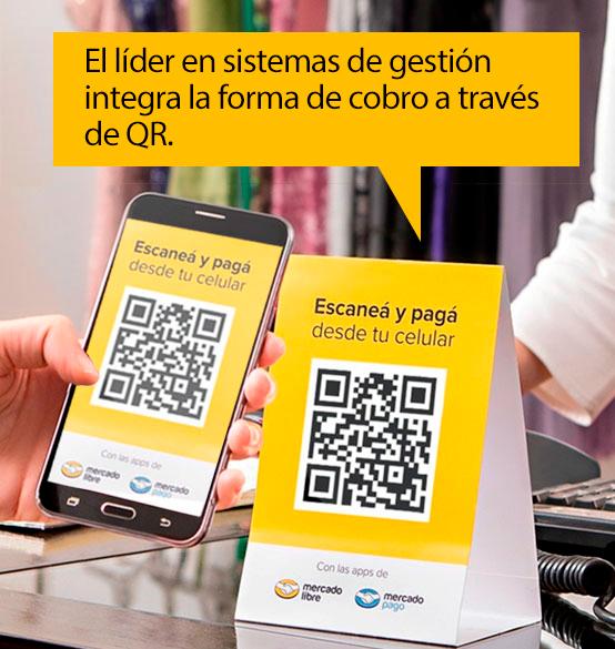 ¿Sabías que Factura zMobile cuenta con la posibilidad de trabajar con Mercado Pago Point y QR?
