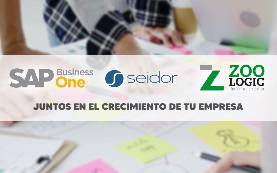 SAP Business One de Seidor y Zoo Logic se unen para impulsar a los negocios