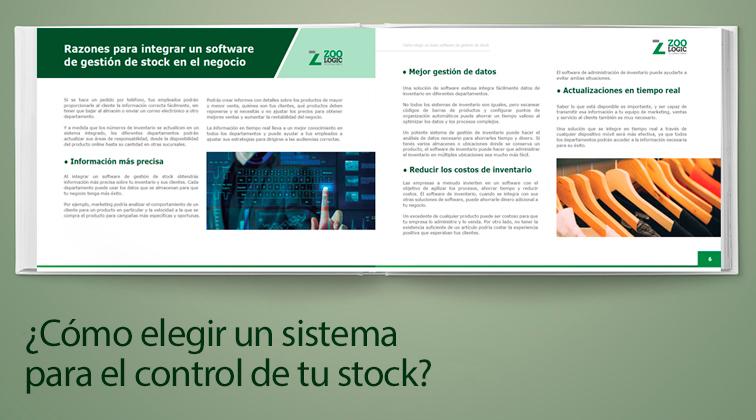Software de gestión de stock: cómo elegir el mejor sistema